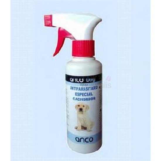 ANCO DOG SPRAY ANTIPARASITOS CACHORROS 250 ML