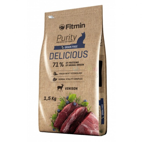 FITMIN PURITY DELICIOUS 1.5KG